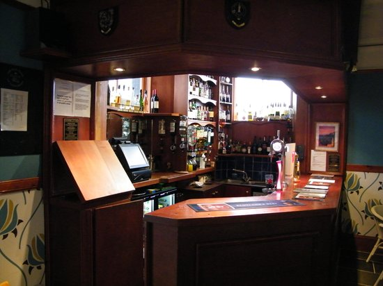 Portsonachan Hotel: The Bar
