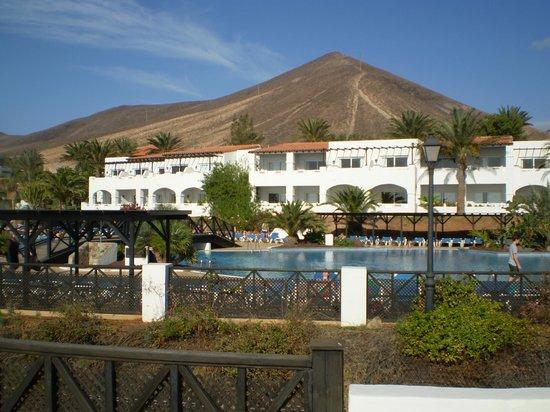 TUI MAGIC LIFE Fuerteventura:                   Main pool of 4