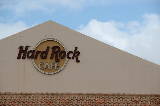 Hard Rock Hotel Bali:                   Hard Rock symbol