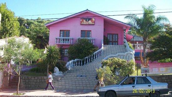 Rio Ceballos, Argentyna:                   fachada