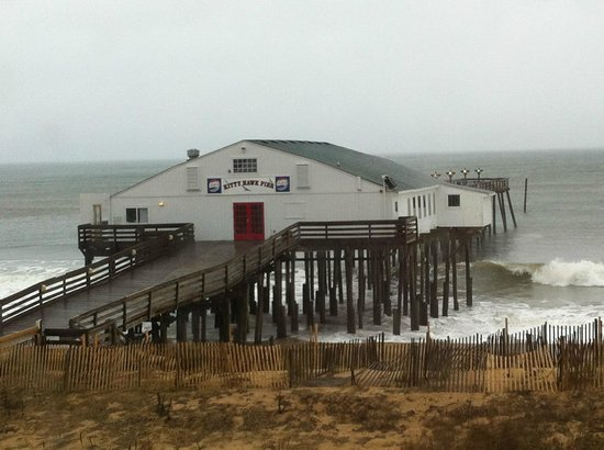 Hilton Garden Inn Outer Banks/Kitty Hawk : pier