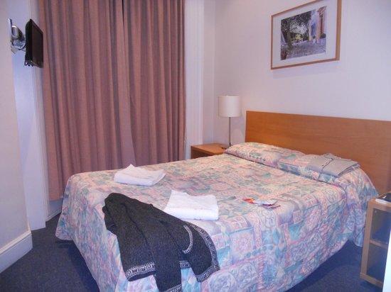 Caring Hotel: La camera da letto (singola)
