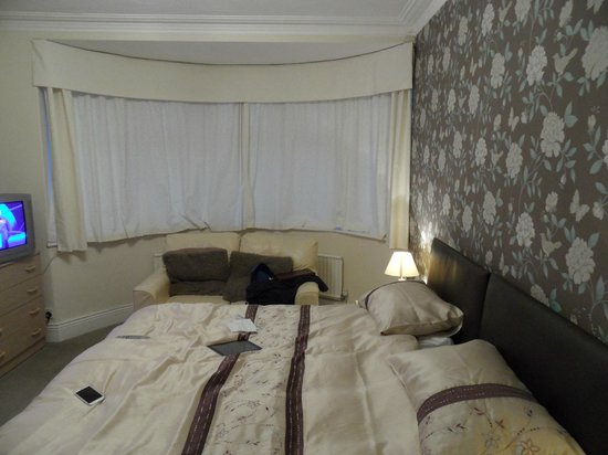 Seabreeze Guest House : Great bedroom