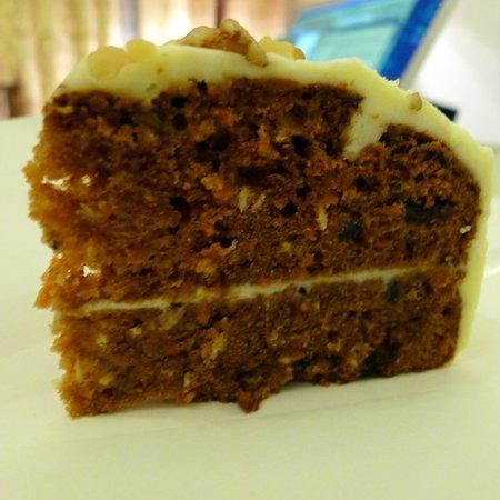 Starbucks Staromestske: Carrot cake from Starbucks