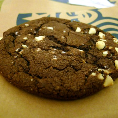Starbucks Staromestske: Starbucks cookie