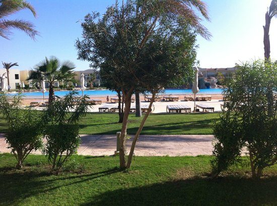 Hilton Sharks Bay Resort: View from Diamond Suite 3012