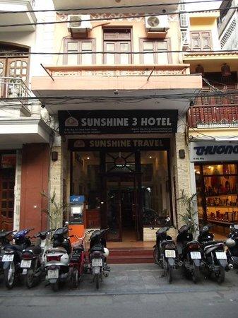 Sunshine Hotel 3 :                   Sunshine 3 Hotel-Ha Noi-4