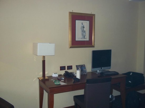 Hotel Capannelle: Room 144