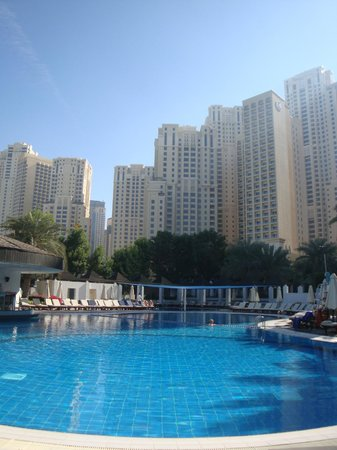 Sheraton Jumeirah Beach Resort: Pool
