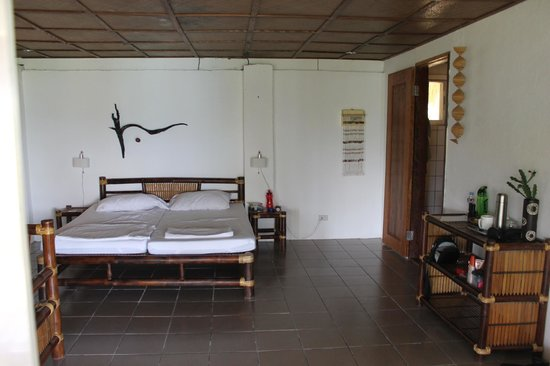 Chindonan Dive Resort:                   Deluxe cottage