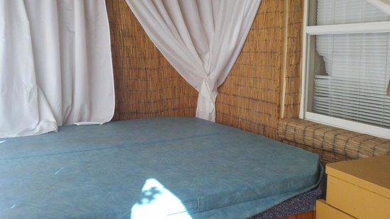 Turtle Beach Resort:                   Jacuzzi (covered) With privacy curtains