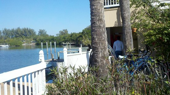 Turtle Beach Resort:                   canoes, kayaks, bikes, and fishing gear available (included in hotel price)