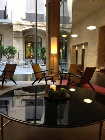 Mercer Hotel Barcelona : lobby