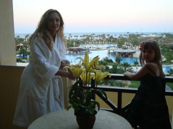 Steigenberger Al Dau Beach Hotel: лилия цвела всё время!!!