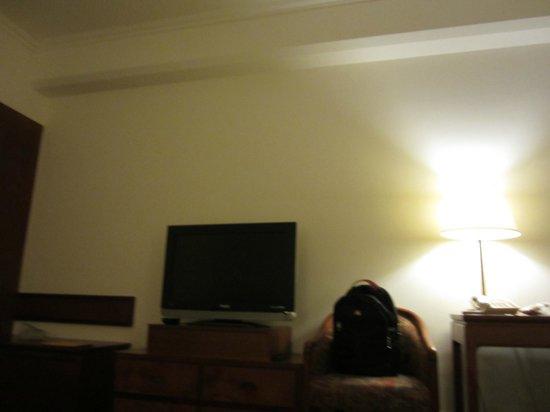 Howard Prince Hotel Taichung: Television.