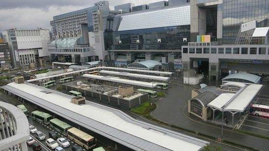 Hotel New Hankyu Kyoto: Kyoto Station