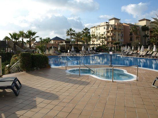 Marriott's Marbella Beach Resort:                   The main swimming pool