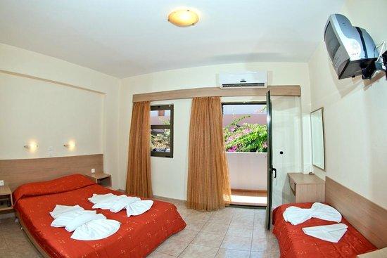 Adele, Griekenland: Hotell Stella-Katrin