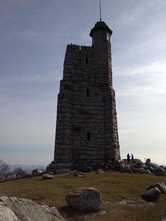 Mohonk Mountain House:                   The Lighthouse