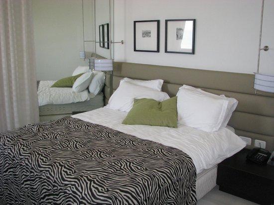 The Maxim Hotel: room