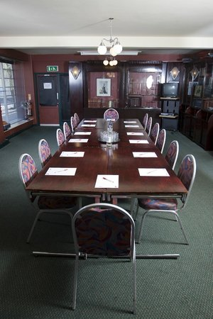 The Aviator Hotel: Conference Room