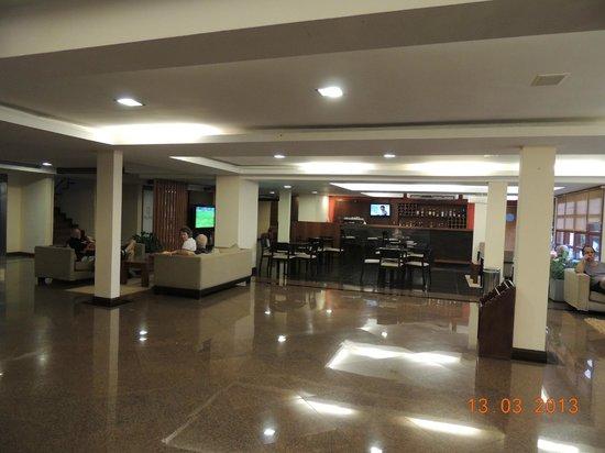 Hotel Saint George: looby