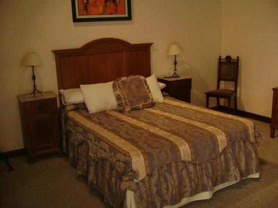 Hotel posada Manuel de lobo: Esta es la habitacion
