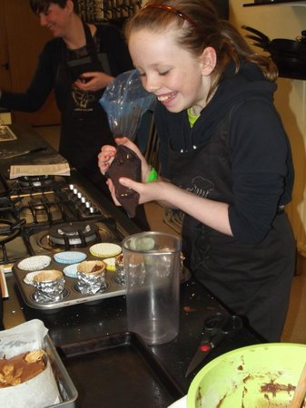 LucyCooks Cookery School: Family Fun Day