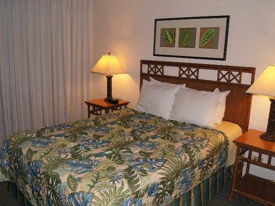 Fairway Villa: ベッドルーム