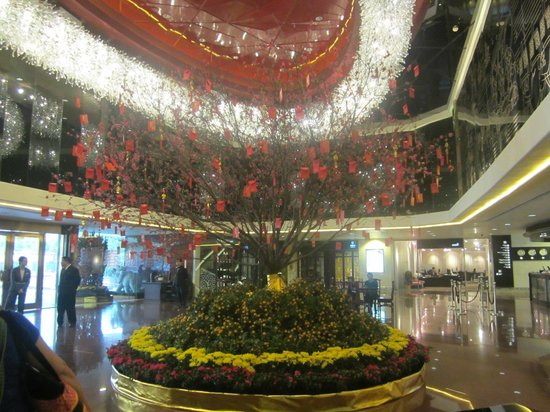 Grand China Hotel Guangzhou: lobby