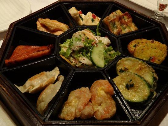 Shin Jung: Plateau neuf délices