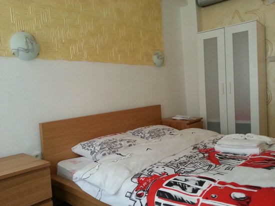 Deniz Apart Hotel: no smoking room