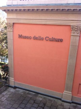 Museum of Cultures: title