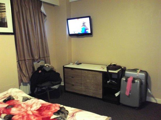 Hotel Carter : Tv