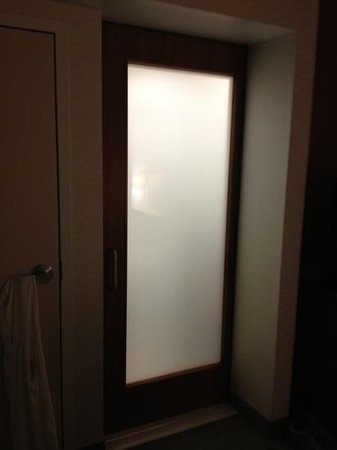 SpringHill Suites Grand Junction Downtown/Historic Main Street: frosted glass bathroom doors - makes & frosted glass bathroom doors - makes it difficult for others to ... Pezcame.Com