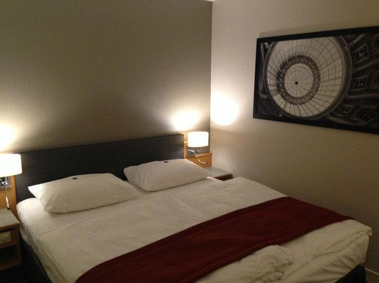 Movenpick Hotel Den Haag - Voorburg: Letto confortevole