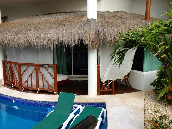 El Dorado Casitas Royale, by Karisma:                   room 3228