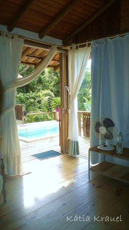 Soleluna Casa Pousada: suite bangalô