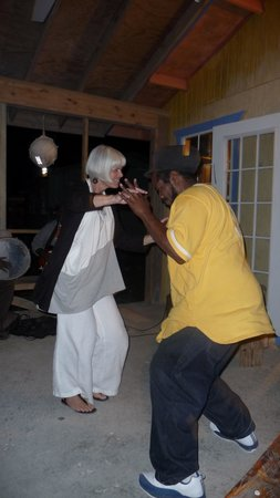 Fernandez Bay Village: Dancing to Rake n Scrape