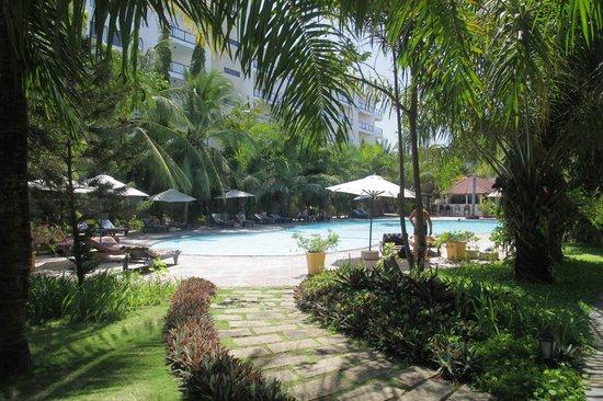 The Beach Resort: Hotel territory