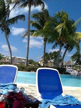 Melia Cayo Santa Maria: la piscine!