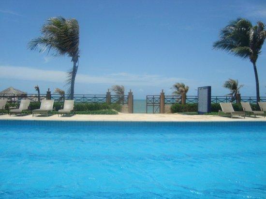 Kariri Beach Hotel: Piscina