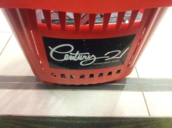 Century 21 : Shoppen!!!