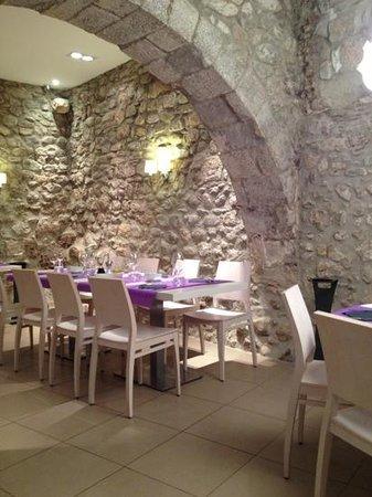 Restaurant Calderers : vista parcial