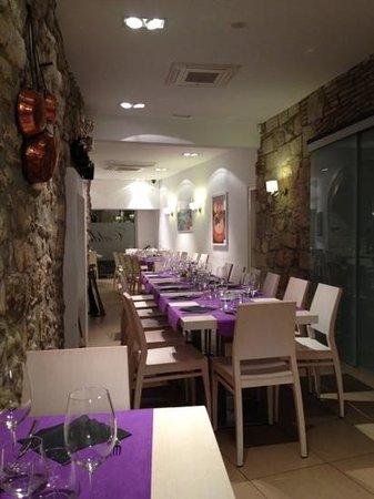 Restaurant Calderers : comedor