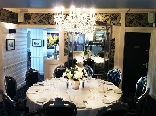 The Blue Boar Restaurant: Table 50 Private dining room