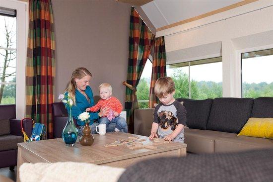 Landal Greenparks Orveltermarke: Inside a cottage