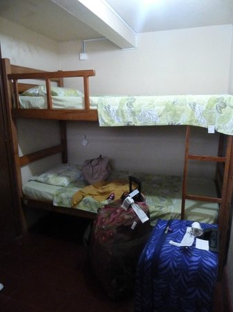 GOL Backpackers Manaus: Private room