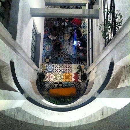 Stayinn Barefoot Condesa: desde arriba