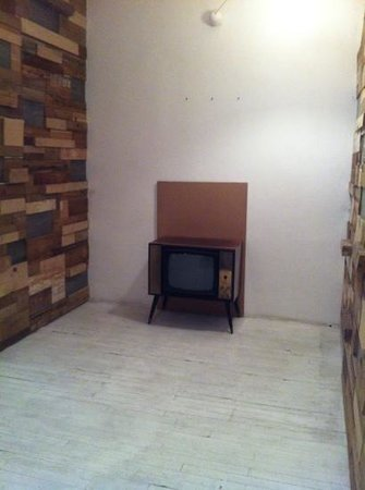 Stayinn Barefoot Condesa: tv ornamental